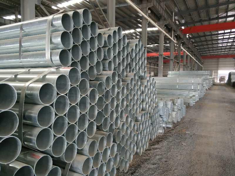 云钢网电子商务告诉您郑州镀锌管表面处理工艺