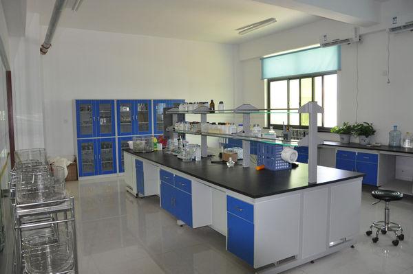 公司实验室展示
