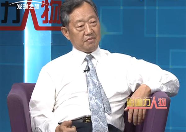 金百合生物董事长杜灵广对话央视主持人董倩