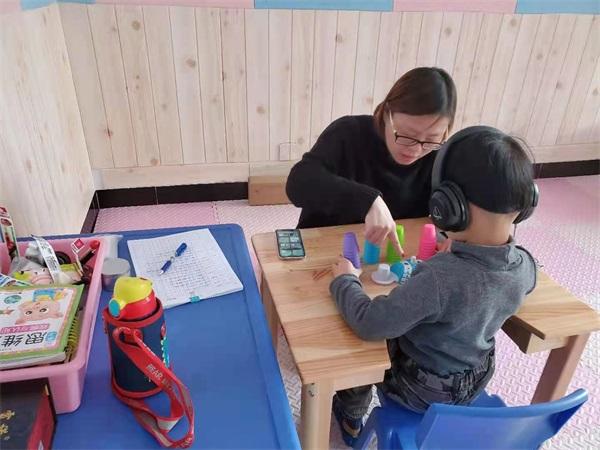 张家口语言障碍培训
