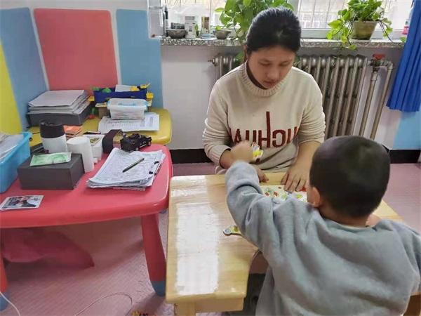 张家口儿童语言训练