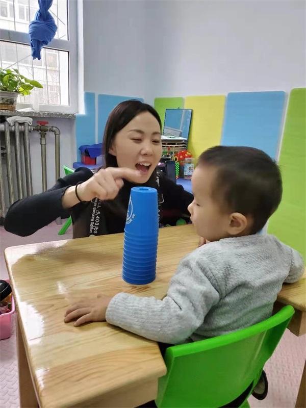 张家口儿童语言干预