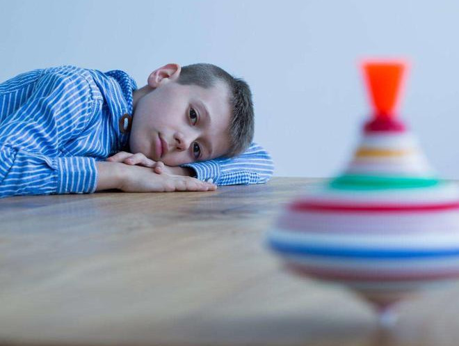 昌平自闭症是天生的吗?