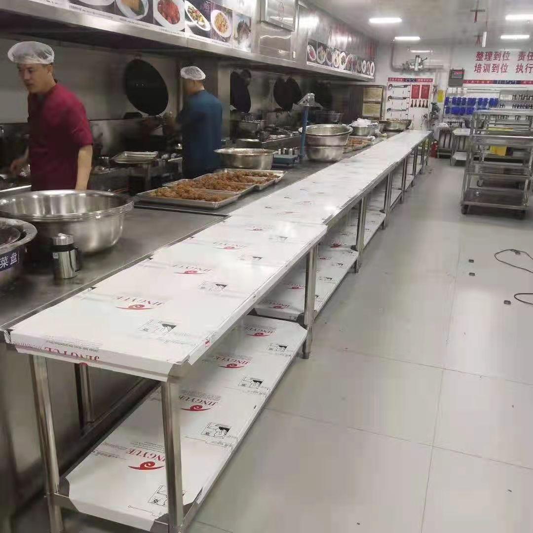 西安厨房灶具合作案例