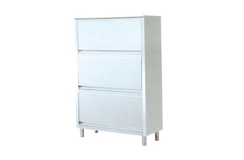 陕西三抽门储物柜