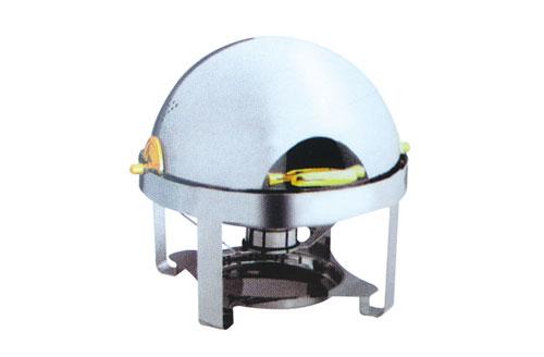 全钢球形自助餐炉