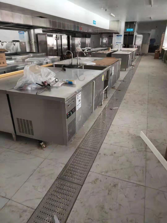 学校厨房设备安装案例