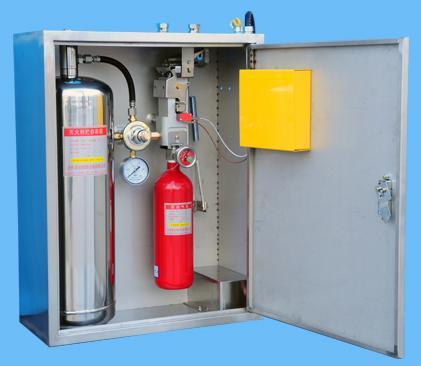 商用厨房设备灭火装置的定期检查及维护有哪些?