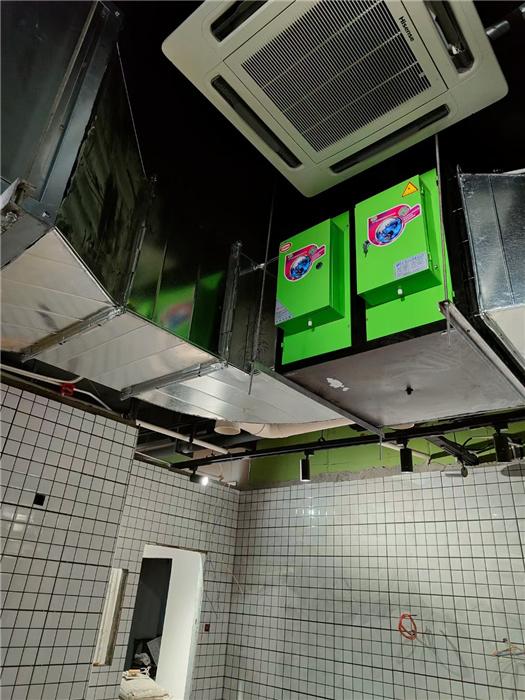 厨房设备灶具安装