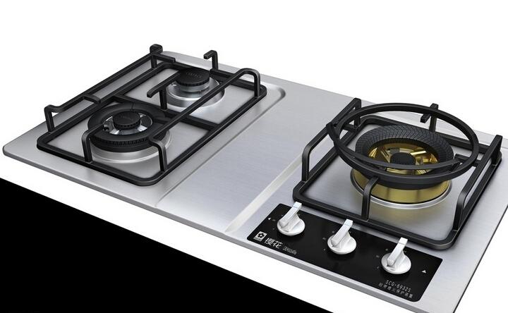 如何安装灶具的具体步骤
