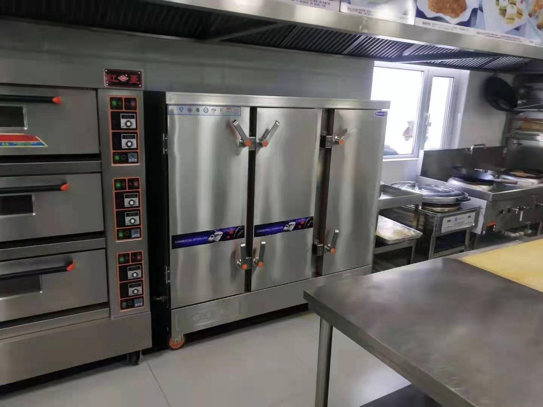 商用厨房设备使用中的日常维护及安全知识