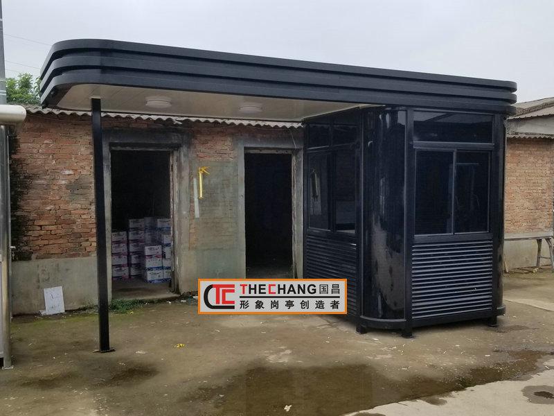汉中西乡产业园2台竣工