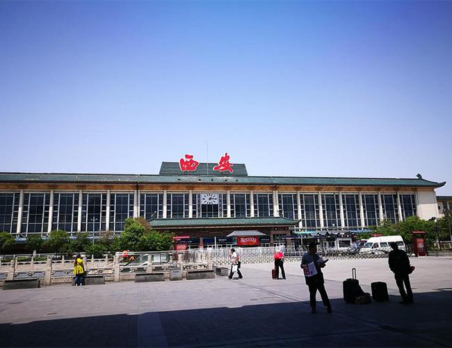 西安火车站防火电缆桥架