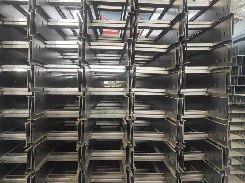 宝鸡梯式电缆桥架厂家