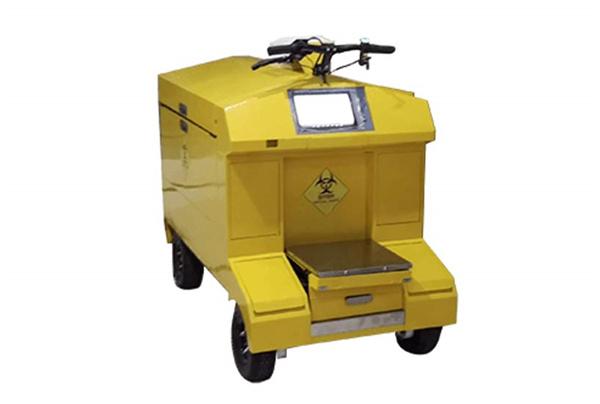 关于医疗废物转运车的用途你知道多少