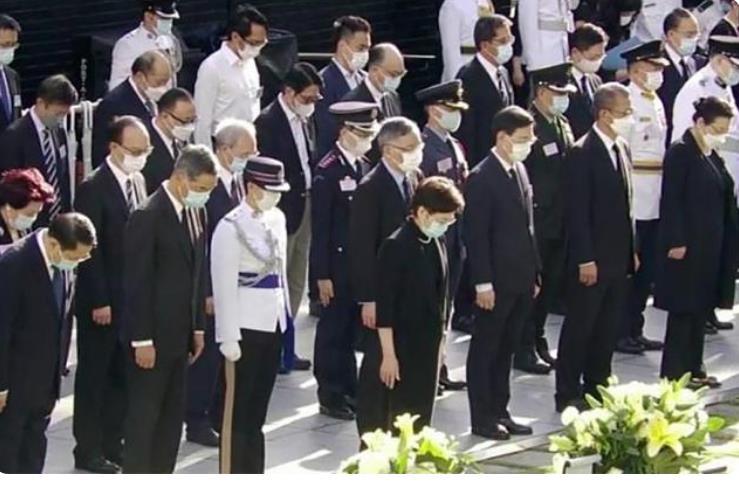 香港举行抗战胜利76周年纪念仪式