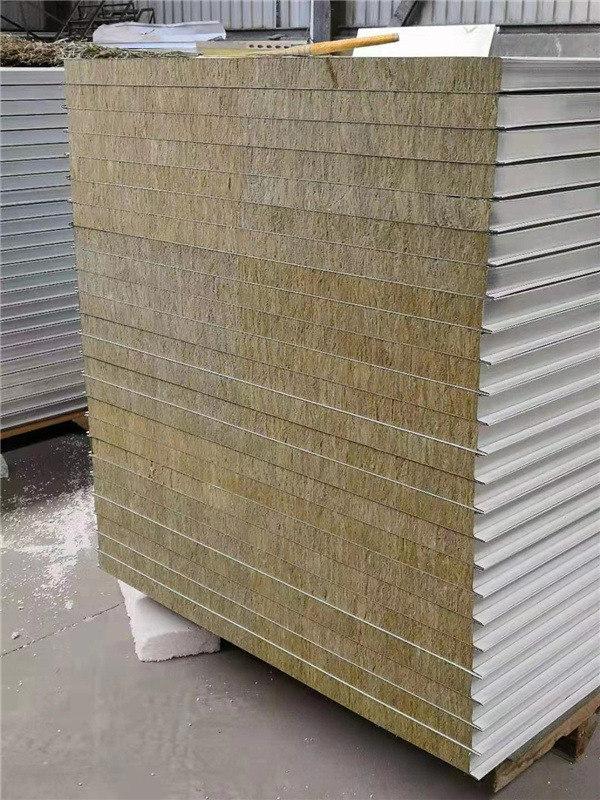 使用、安装岩棉彩钢板,需要注意这些方面: