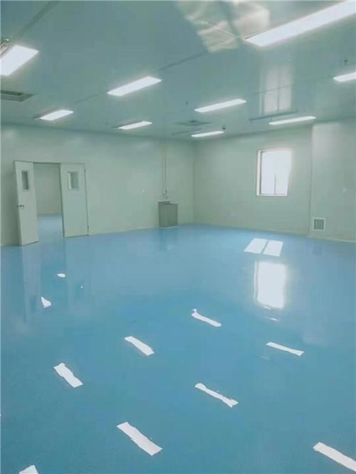 潔淨廠房中淨化彩鋼板的安裝方法及原則要求
