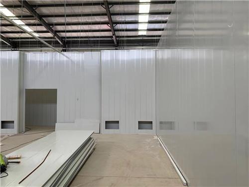 陕西硫氧镁净化板生产