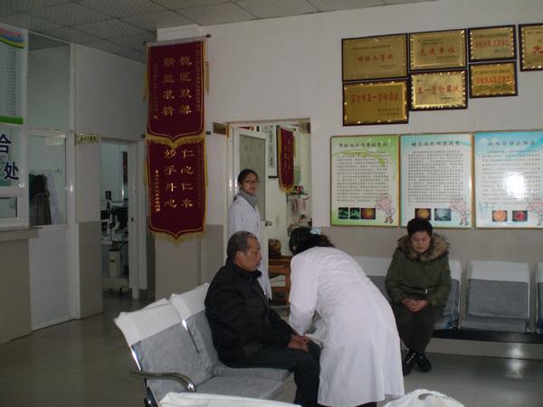 漯河眼底出血医院环境