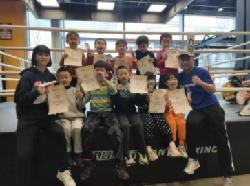 天图拳击 | 2021 寒假训练营圆满结业