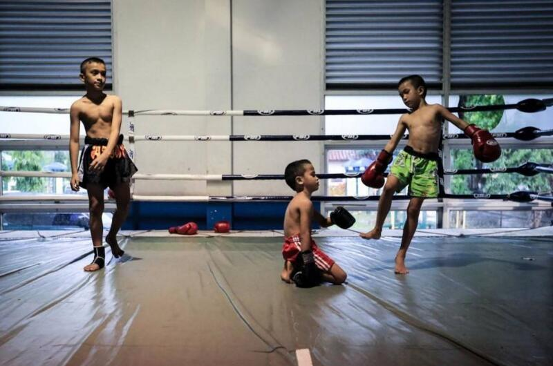学习拳击运动对我们自身有哪些好处?成都拳击教学公司告诉你!