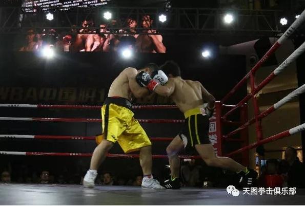 成都拳击教学
