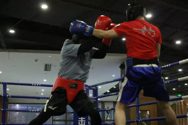 成都拳击俱乐部