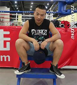 杨林林-国家一级运动员