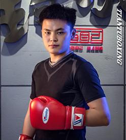李明浙-国家二级运动员 毕业于嵩山少林武术职业学院 天图拳击高新红唐店教练