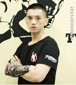 潘飞-天图业余班拳击教练 天图拳击恒大广场店教练