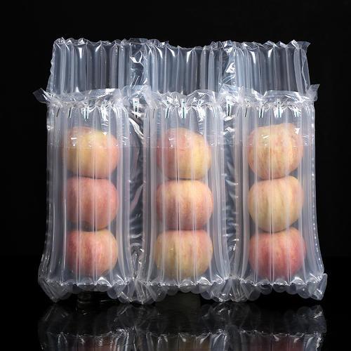苹果气柱袋案例