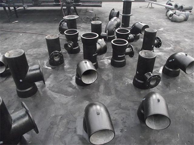 陕西球墨铸铁管件