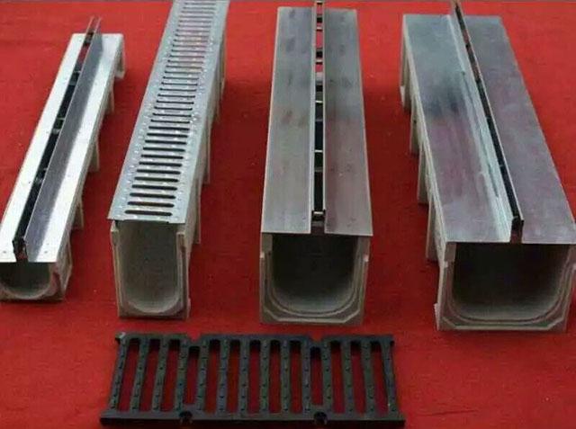 线性树脂排水沟厂家