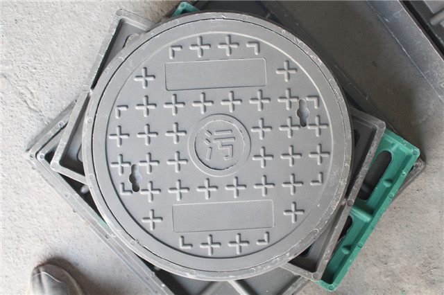 陕西树脂圆形井盖