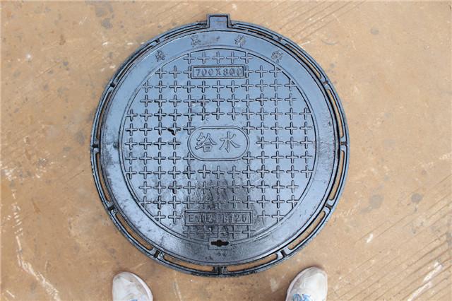 西安球墨铸铁井盖都有倾角传感器了,真的吗?