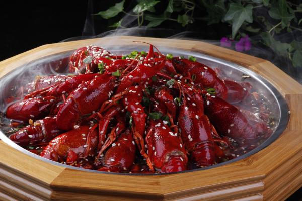 西安麻辣小龙虾