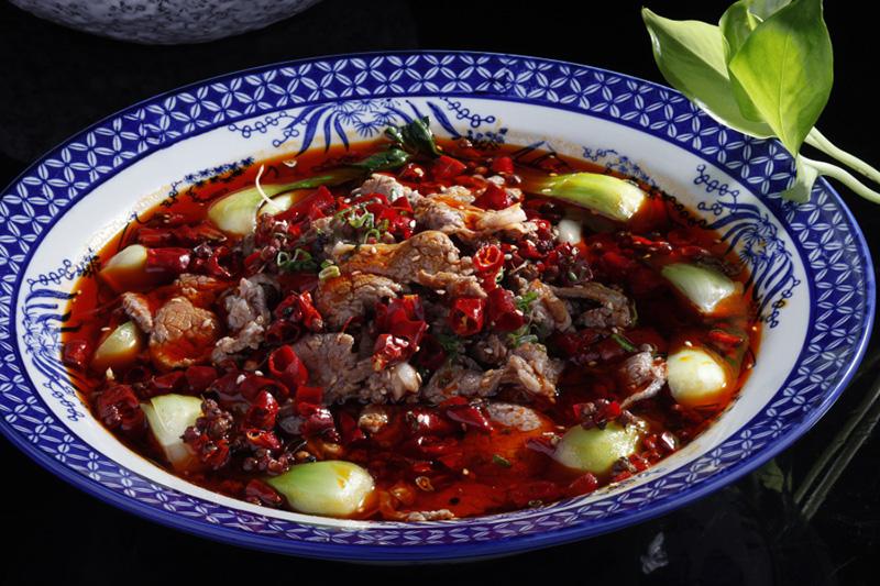 西安水煮牛肉