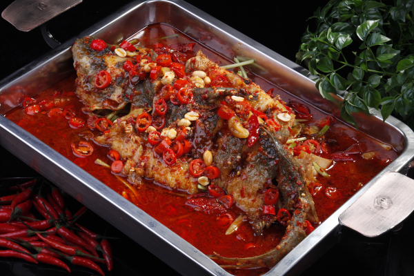 新疆秘制烤鱼