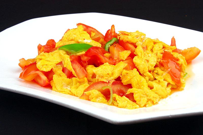 西安西红柿炒鸡蛋