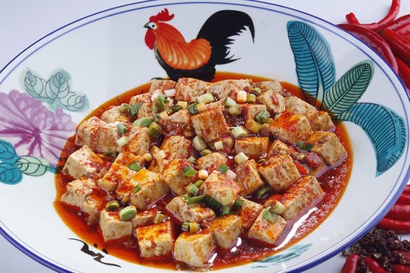西安麻婆豆腐