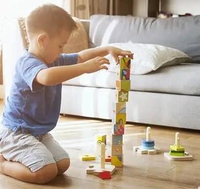 育婴早教师总结的3-4岁孩子身心发展特征