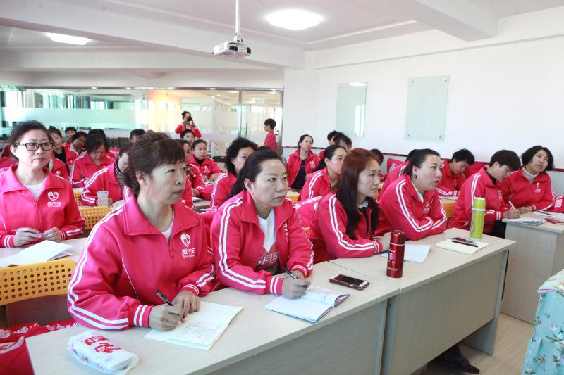 宁夏优厚健康管理(银川爱月宝母婴服务中心)---课程现场