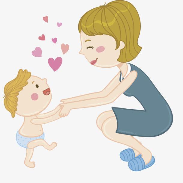 @宝宝什么时候能认出妈妈?会有哪些表现?