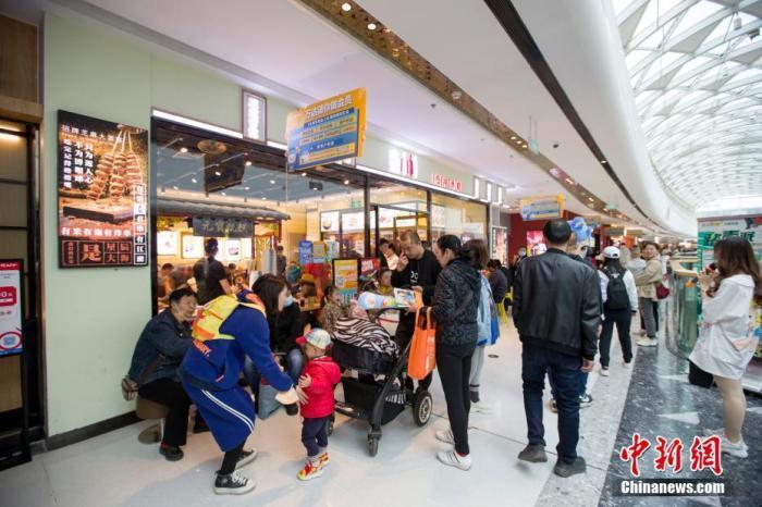清明假期中国住宿餐饮销售收入已超2019年同期