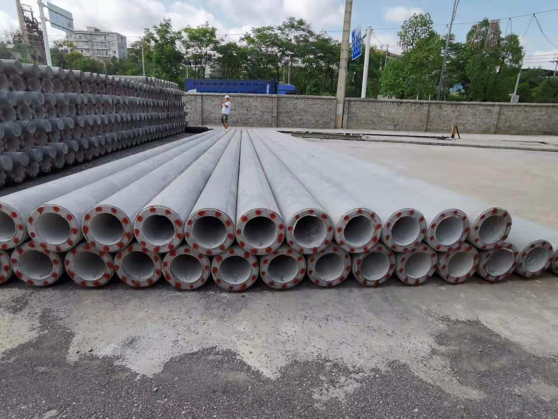 水泥电线杆早期和后期维护