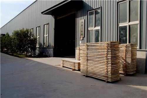 西安天安机电工程木质门车间