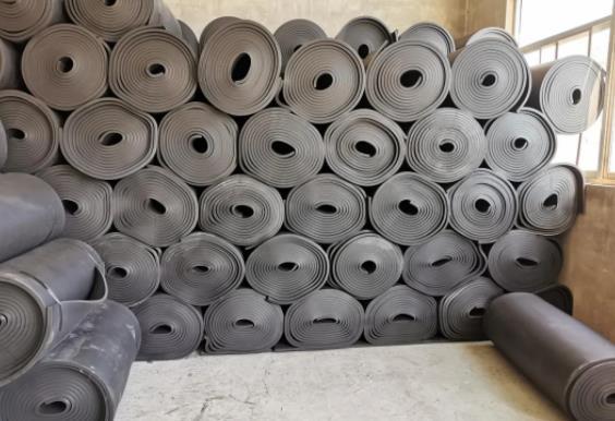 你知道橡塑板除了耐高温还有哪些优点?
