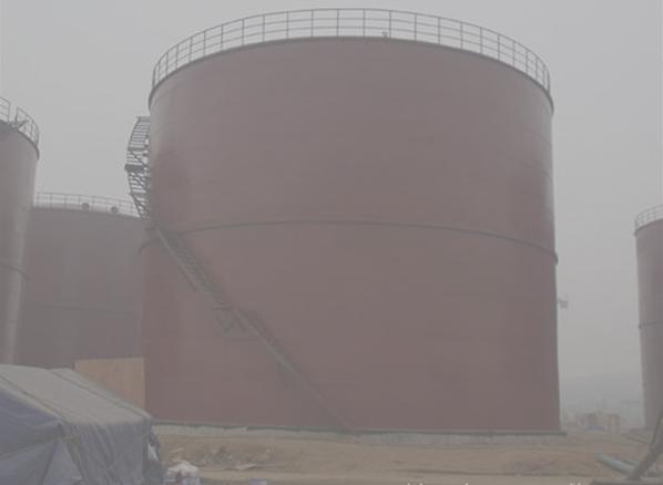 榆林储油罐工程