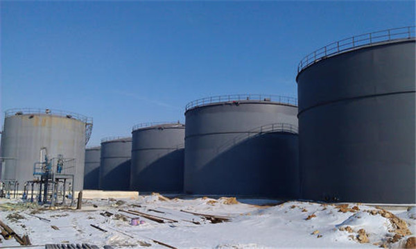 跟随榆林国泰金属编辑一起去了解下储油罐腐蚀原理及防腐措施吧